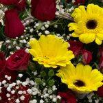 A Basket Of Love Flower Basket 2