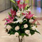 Fiona Flower Basket