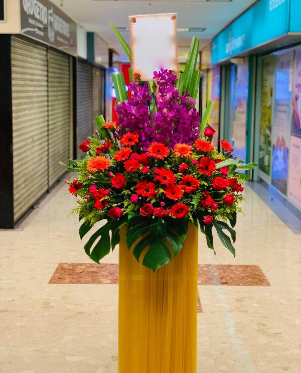 Great Success Flowers Stand