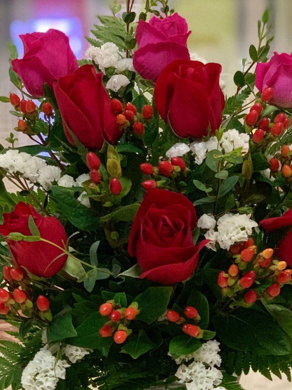 June Flower Basket 2