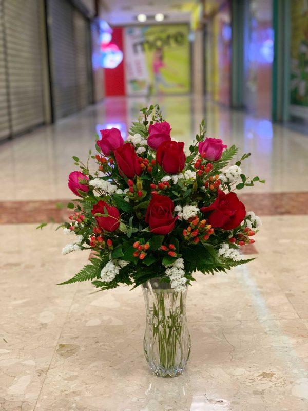 June Flower Basket