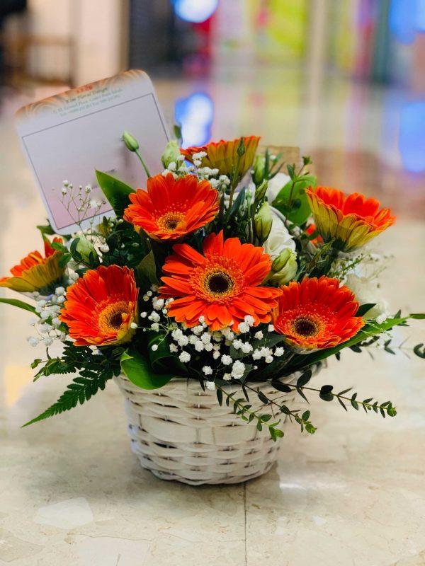 Little Me Flower Basket